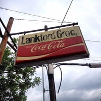 Photo taken at Lankford's Grocery & Market by Hippo! on 5/15/2012