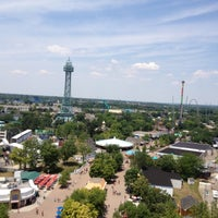 Photo taken at Windseeker by Eric K. on 6/24/2012