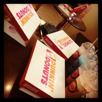 Photo taken at Dunkin' Donuts by Настя П. on 7/25/2012