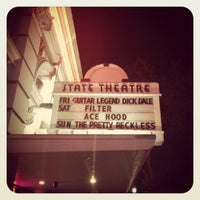 Photo taken at State Theatre by Chris S. on 4/23/2012