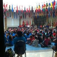 Photo taken at TTU - International Cultural Center by Maraani K. on 5/9/2012