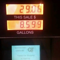 Photo taken at QuikTrip by the T. on 6/27/2012