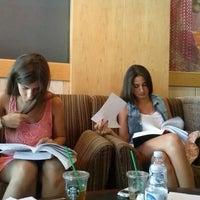 Photo taken at Starbucks by rallou on 9/4/2012
