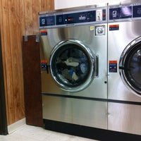 Photo taken at Launderland Coin Wash by Kip M. on 7/8/2012