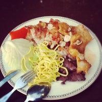 Photo taken at Brownie Steak & Bakery by mooooyai on 2/11/2012