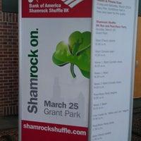 Photo taken at Bank of America Shamrock Shuffle Expo by Marsha K. on 3/23/2012