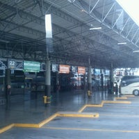 Photo taken at ADO - Central de Autobuses Tampico by Carlos O. on 6/19/2012