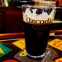 Photo taken at Arcadia Brewing Company by Rob G. on 3/7/2012