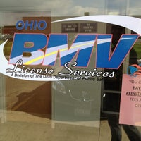Photo taken at Ohio BMV License Agency, Driver Exam Station & Title Office by Brandon H. on 5/4/2012