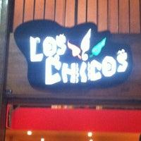 Photo taken at Los Chicos by Leonardo R. on 7/29/2012