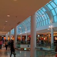 Photo taken at Square One Shopping Centre by Timothy A. on 7/31/2012