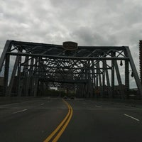 Photo taken at 145th Street Bridge by Lisa E. on 6/5/2012