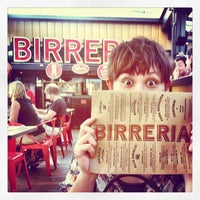 Photo taken at Birreria at Eataly by April Joy C. on 8/11/2012