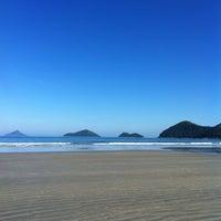 Photo taken at Praia da Baleia by Gil K. on 7/21/2012
