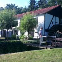 Photo taken at Restaurant Slagmolen by Jurgen L. on 7/22/2012