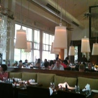 Photo taken at Press Restaurant by Kacey S. on 6/11/2012