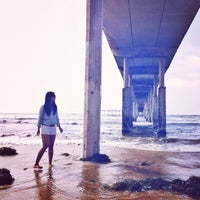 Photo taken at Ocean Beach Pier by Arthur C. on 5/19/2012