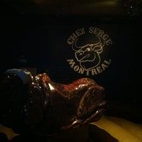 Photo prise au Bar Chez Serge par Casey H. le5/9/2012
