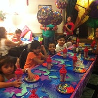 Photo taken at Chuck E. Cheese's by Marisol A. on 8/11/2012