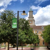Photo taken at University of North Texas by Chris F. on 6/20/2012