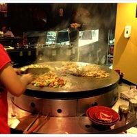 Photo taken at Bambai Mongolian Grill by Jen C. on 9/6/2012