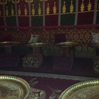 Photo taken at Fez Moroccan Restaurant by Nicholas H. on 8/21/2012