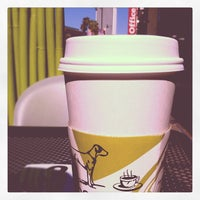 Photo taken at Black Dog Coffee by Jason J. on 7/8/2012