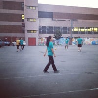 Photo taken at NYCSSC Kickball - Courts A & B by Major Z. on 5/31/2012