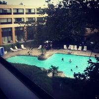 Photo taken at Holiday Inn Virginia Beach - Norfolk by Amanda Ann on 8/18/2012