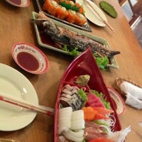 Photo taken at Nihon-kai Japanese Restaurant by Bowjung N. on 8/30/2012