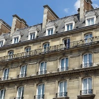 Photo taken at Hotel Concorde Opéra Paris by Soren C. on 7/25/2012