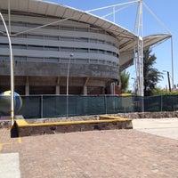 Photo taken at Complejo Panamericano de Voleibol by Carlos E. on 4/16/2012