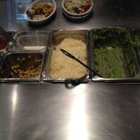 Photo taken at Chipotle Mexican Grill by KendraB on 8/17/2012