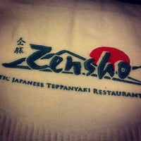 Photo taken at Zensho by Yna C. on 9/4/2012