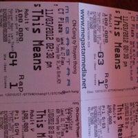 Photo taken at CGV Cinemas CT Plaza by Sue L. on 3/11/2012