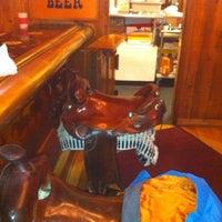 Photo taken at Million Dollar Cowboy Bar by Cody C. on 3/10/2012