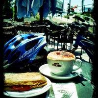 Photo taken at Caffè Nero by Bora B. on 6/23/2012