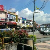 Photo taken at Hentian Bas Sri Putri by Seh Tat L. on 7/23/2012