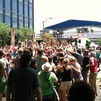 Photo taken at 80/35 Music Festival by John P. on 7/7/2012