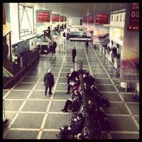 Photo taken at Bolshoye Savino International Airport (PEE) by Kostya Z. on 5/2/2012