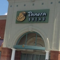 Photo taken at Panera Bread by Alex H. on 8/8/2012