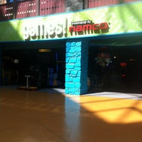Photo taken at Namco® Arcade & Midway by Evan on 6/25/2012