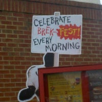 Photo taken at Chick-fil-A by Meisha on 3/24/2012