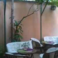 Photo taken at Bohemia Tea House by Bogdan L. on 8/25/2012