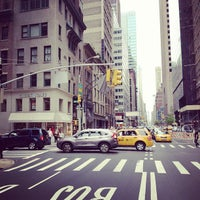 Photo taken at Madison Ave by Bastian B. on 4/15/2012