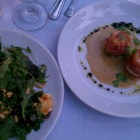 Photo taken at The Dining Room Pop-Up at Vesper by Elizabeth W. on 5/14/2012