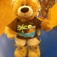 Photo taken at Build-A-Bear Workshop by Say What Again Blog on 9/6/2012