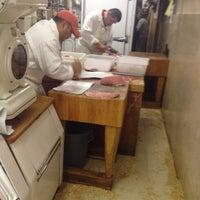 Photo taken at Florence Prime Meat Market by John M. on 9/7/2012