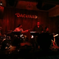 Photo taken at Backyard Pub and Grill by Jaime S. on 5/11/2012