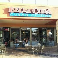 Photo taken at Bella Cuba by Jcollins P. on 6/9/2012